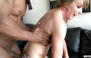 Slutty girl Shayla Laveaux is eager to ride a dick