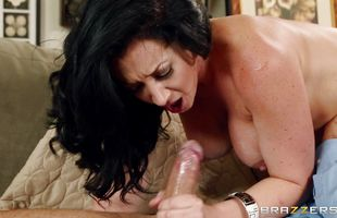 Divine busty Jayden Jaymes never refused a tool